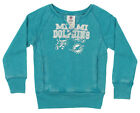 OuterStuff NFL Youth Girls Team Color Burnout Fleece, Miami Dolphins $19.99 USD on eBay
