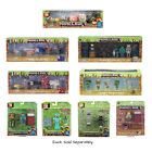 Minecraft JAZWARES Survival Pack, Animal, or Mob Pack *Your Choice* BNIB