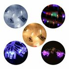 10 Led Photos Clips Battery Powered String Lights Home Decoration Lights Qz