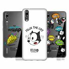 OFFICIAL FELIX THE CAT COMIC BOOK CAPERS SOFT GEL CASE FOR HUAWEI PHONES