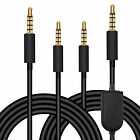 Gaming Headset 3.5mm Audio Cable for Astro A10 A40 Xbox One PlayStation PS4 Stri