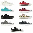 SoulCal Canvas Low Womens Shoes Trainers Ladies Casual Footwear