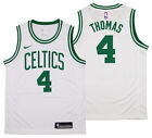 NIKE NBA Youth Boston Celtics Isaiah Thomas #4 Swingman Jersey, White on eBay