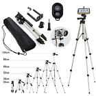 Telescopic Camera Tripod Stand Holder Mount For iPhone Samsung Phone Universal