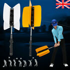 Golf Swing Fan Practice Grip Guide Training Aid/Trainer Gym Sports