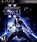 Star Wars: The Force Unleashed II (Sony PlayStation 3 PS3, 2010)! NEVER PLAYED! $10.0 USD on eBay