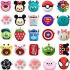 3D Cute Cartoon Silicone Earphone Case For Apple Airpods 1&2 Charging Box Holder $5.28  on eBay