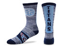 For Bare Feet Tennessee Titans RMC Ticket Crew Socks $11.99 USD on eBay