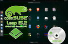 OpenSUSE LINUX LIVE CD & DVD Editions