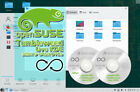 OpenSUSE LINUX LIVE CD & DVD Editions 2019