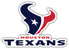 Houston Texans NFL Sport Car Bumper Sticker Decal ''SIZES'' $3.75 USD on eBay