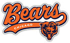 Chicago Bears Logo NFL Sport Car Bumper Sticker Decal ''SIZES'' $3.75 USD on eBay