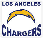"""Los Angeles Chargers NFL Sport Car Bumper Sticker Decal """"SIZES'' $4.25 USD on eBay"""