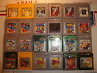 Game Boy games Pokemon and more