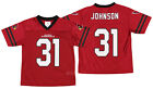 OuterStuff NFL Boys Youth Arizona Cardinals David Johnson #31 Team Jersey, Red $29.99 USD on eBay