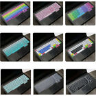 Keyboard High invisible Protector Skin Cover Fit For HP 15.6 inch Laptop YN G B9