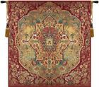 "Grand Bazaar Tapestry Wall Hanging H 70"" x W 70"" New"