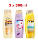 AVON X 3 Senses For Her Shower Gel/Creme,Mixed Set, 500 ML.Each,New,Gift Set