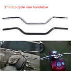 "1""  Motorcycle Drag Bar Handlebars for Harley Tourings DYNA Sportster XL 1200 XL $32.66 USD on eBay"