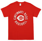 Zubaz MLB Men's Cincinnati Reds Circle Logo Cotton T-Shirt on Ebay