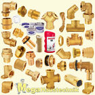 Kyпить Gewindefittings aus Messing IG AG 1/8 - 2 Zoll Schraubfitting Fittinge Fittings на еВаy.соm