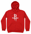 Outerstuff NBA Youth Houston Rockets Primary Logo FLC Hoodie on eBay