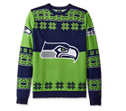 Forever Collectibles NFL Unisex Seattle Seahawks Big Logo Ugly Sweater $47.35 CAD on eBay