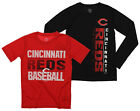 MLB Youth Cincinnati Reds Fan Two Piece Performance T-Shirt Combo Set on Ebay