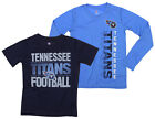 NFL Youth Tennessee Titans Fan Two Piece Performance T-Shirt Combo Set $29.99 USD on eBay