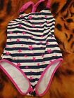 Lovely Girls george Swimming Costume Age 7-8 Years