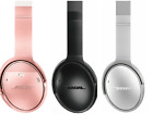 bose quietcomfort 35 ii noise cancelling headphones black silver rose gold new