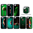 Snooker Bumper Case for Apple iPhone 5 5s SE 6 6s 7 8 PLUS X XS 11 Pro MAX XR £9.99 GBP on eBay