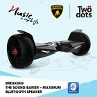 Lamborghin 8.5 inch Electric Scoote Smart Self-Balancing Two Wheels With Music