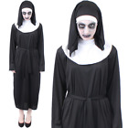 THE NUN CONJURING FANCY DRESS COSTUME HALLOWEEN HORROR DEMON VALEK OUTFIT