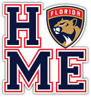 "Florida Panthers Home NHL Sport Car Bumper Sticker Decal  ""SIZES"" $4.25 USD on eBay"