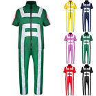 Cosplay Uniform Training Suits Academia Gymnastics Uniforms Costume Clothing