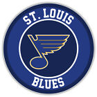 "St. Louis Blues Logo NHL Sport Car Bumper Sticker Decal  ""SIZES"" $4.25 USD on eBay"