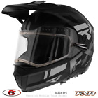 New 2020 FXR MAVERICK MODULAR TEAM Snowmobile HELMET Black Ops SM,MD,LG,XL,2X