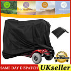 Heavy Duty Mobility Scooter Storage Rain Cover Waterproof  Protector w/ Clamp