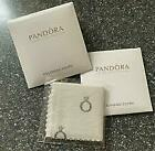 Genuine PANDORA Charm Box, Gift Bag, bag,Velvet Pouch, ring box, Bracelets box