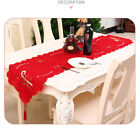 Christmas Santa Claus Table Runner for Table Decoration Dinners Gatherings 02