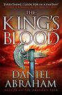 The King's Blood: Book 2 of the Dagger and the Coi by Abraham, Daniel 1841498890