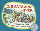 Boats on the River  (ExLib) by Marjorie Flack