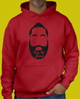 Houston Rockets James Harden Fear the Beard Hoodie - MLB Hoodie - S-3XL Priority on eBay