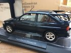 NOREV 182776 182777 FORD ESCORT RS COSWORTH road car white petrol blue 1992 1:18