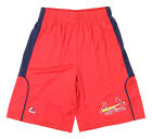 Majestic MLB Youth St. Louis Cardinals Batters Choice Shorts, Red on Ebay