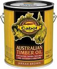 CABOT Australian Timber Oil, Hardwood Stain, 3400 Series, 5 Tints - Qt or Gallon