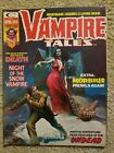Selected VAMPIRE TALES Magazines #1, #2, #4, #10, #11