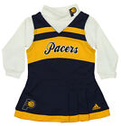 Adidas NBA Infants Indiana Pacers Cheer Jumper Long Sleeve Turtleneck Dress on eBay