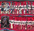 2019-20 19-20 PRIZM NBA RED ICE PARALLELS 1-300 W/ RC'S PICK YOUR PLAYERBasketball Cards - 214